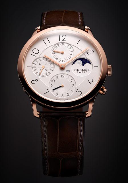Calendar Watch Prize - Hermès Slim d'Hermès QP