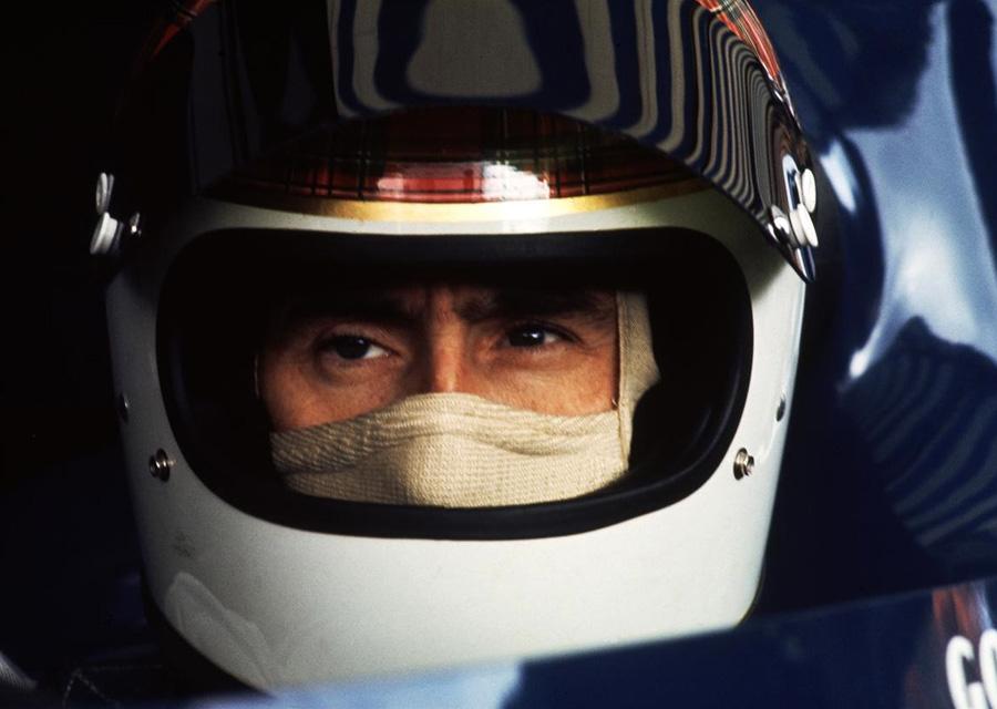 Jackie Stewart - 1969 - ©Getty/Tony Duffy
