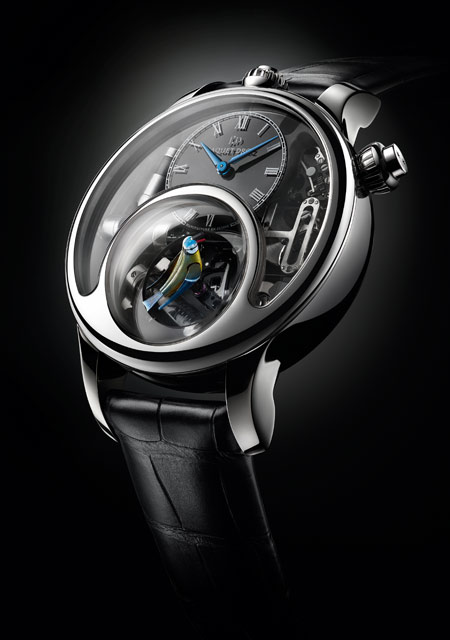 Mechanical Exception Watch Prize - Jaquet Droz The Charming Bird