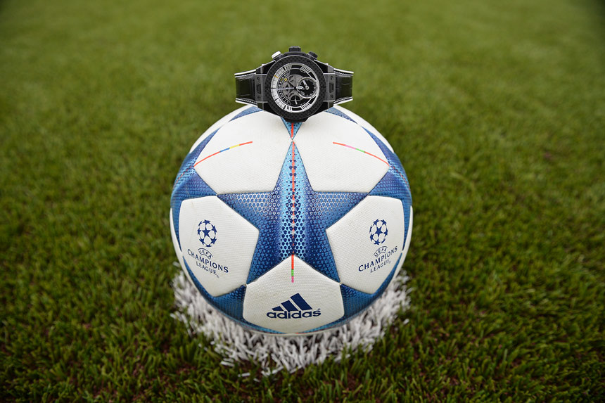 Hublot Big Bang Unico Bi-Retrograde Juventus