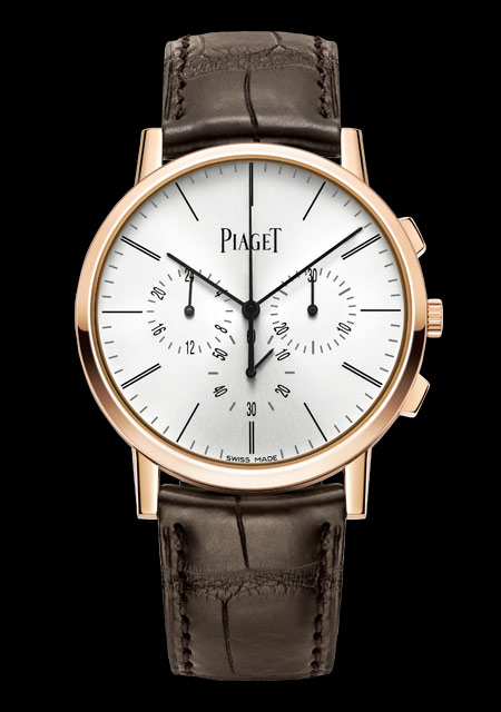 Chronograph Watch Prize - Piaget Altiplano Chrono