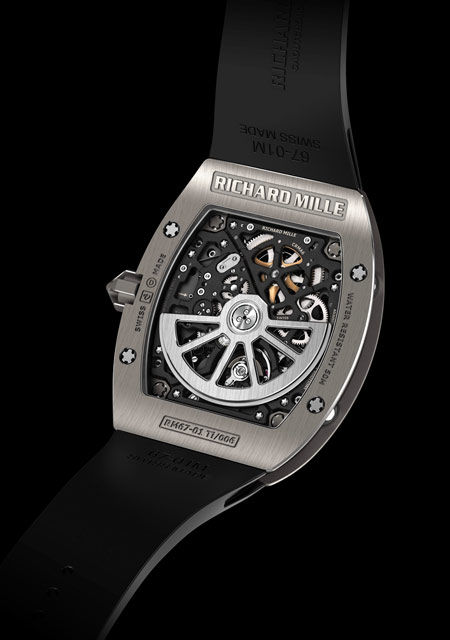 RM 67-01 Automatic Extra Flat