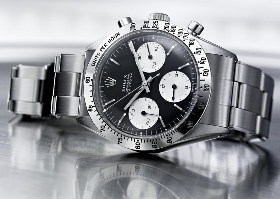Rolex Cosmograph Daytona - 1963 - ©Rolex-Jean-Daniel Meyer