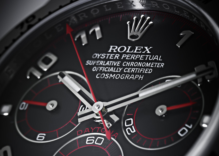 Rolex Cosmograph Daytona - 2004 - ©Rolex-Jean-Daniel Meyer