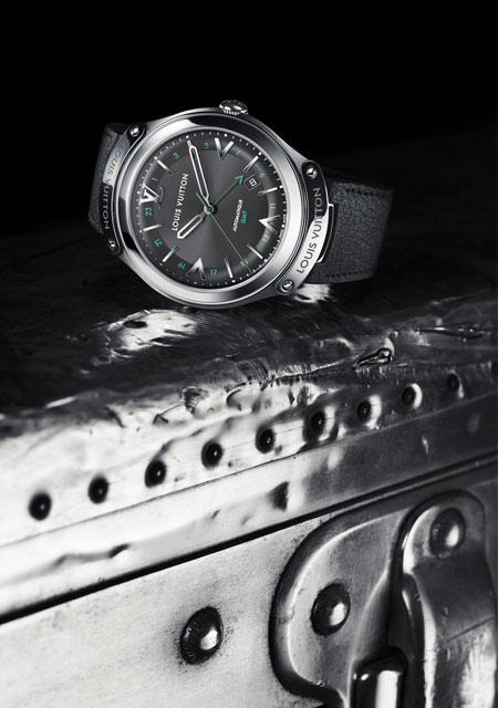 LV Fifty Five 41 mm GMT