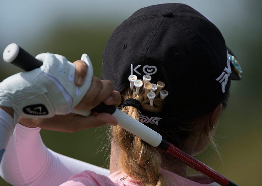Golf player and Rolex Testimonee, Lydia Ko