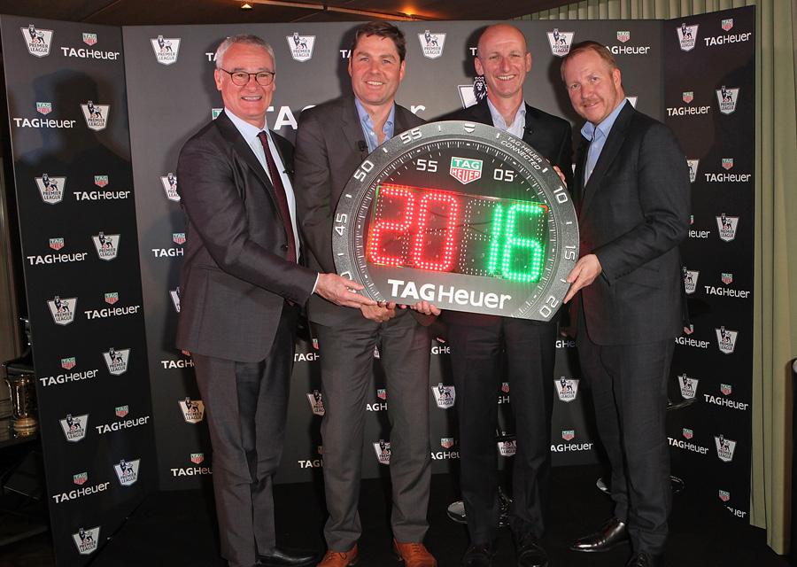 TAG Heuer & Premier League in London