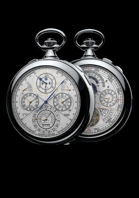 Special Jury Prize - Vacheron Constantin three watchmakers for Reference 57260