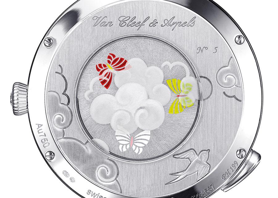 Van Cleef & Arpels Complications Poétiques™ Lady Arpels™ Ronde des Papillons
