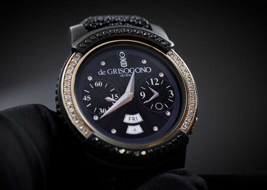 Samsung Gear S2 by de Grisogono