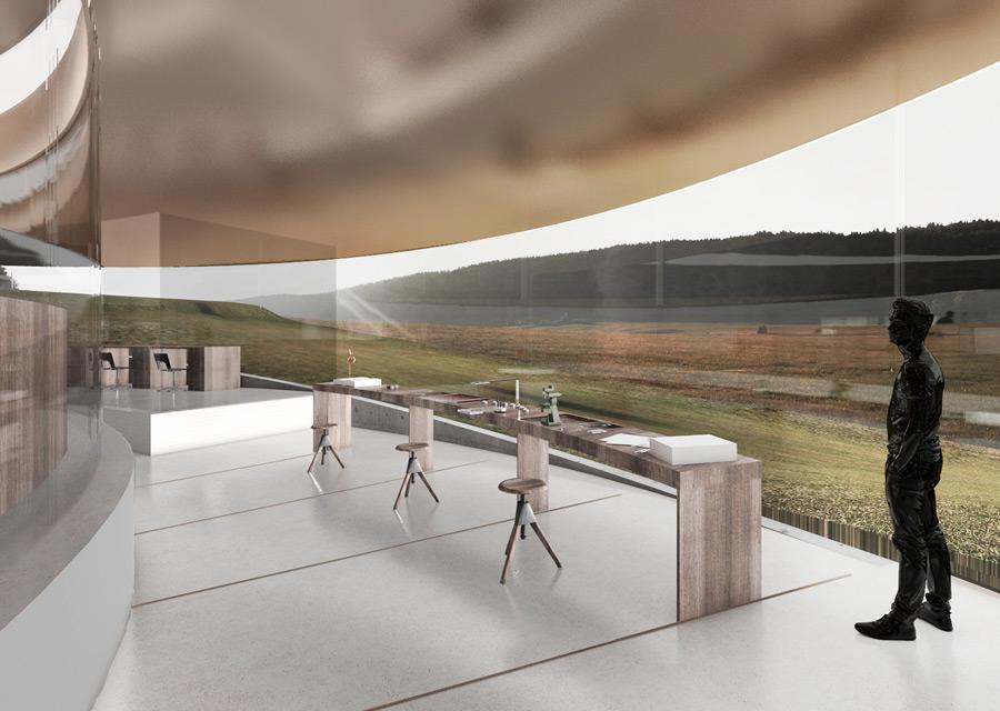 """The future """"Maison des Fondateur"""" of Audemars Piguet"""