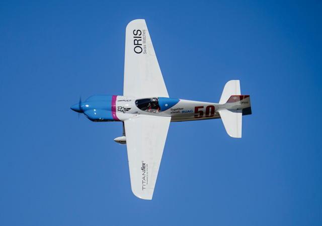 Oris - Reno Air Race