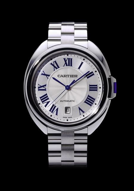 Clé de Cartier - White Gold