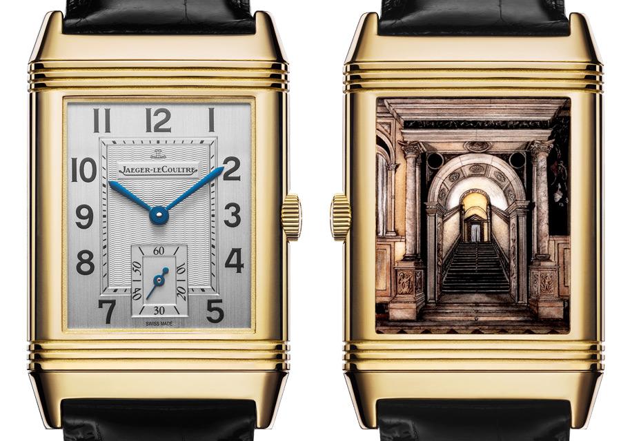 Jaeger-LeCoultre: a Reverso watch in tribute to the Scuola Grande di San Rocco