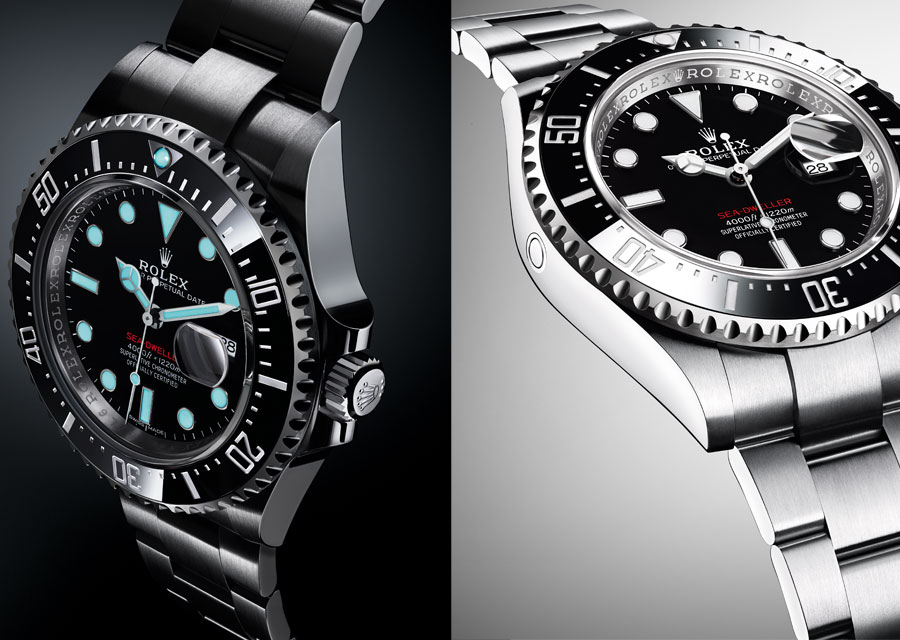 The new Rolex Sea-Dweller 2017