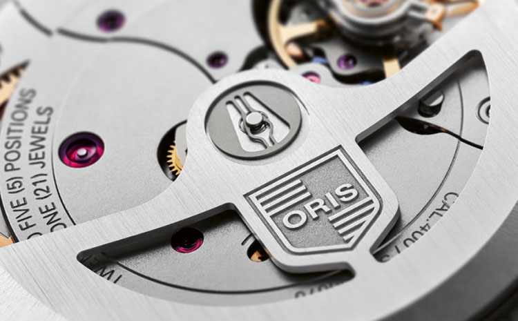 The Oris Calibre 400