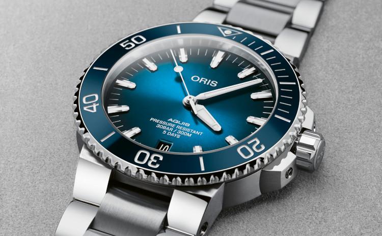 The Oris Aquis Date Calibre 400