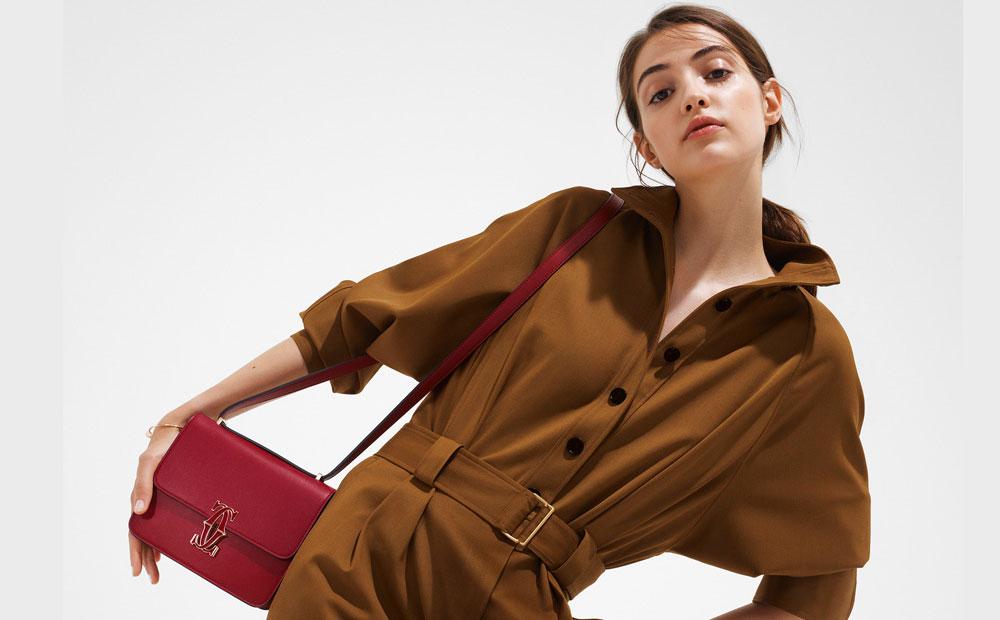 Cartier's Double C bag