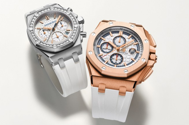 Audemars Piguet celebrates the Byblos' 50 years with two special editions