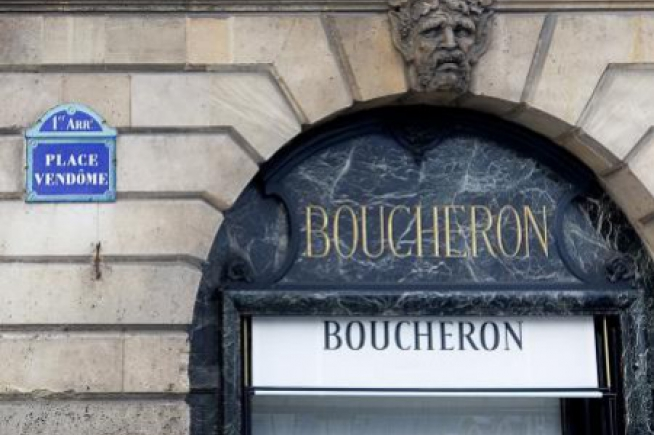 "Curtain up: Boucheron, patron of the arts of the ""Comédie Française?"