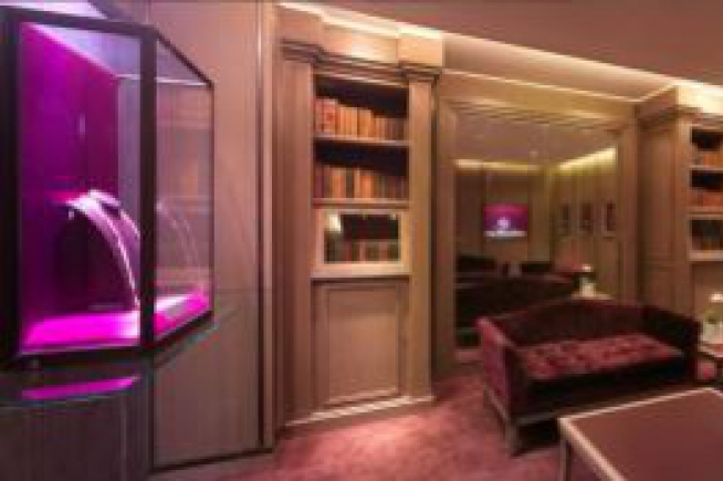 The House of Boucheron opens a flagship store in Beijing