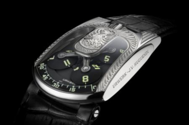 Only Watch 2011 – Urwerk proud to be present