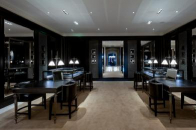 Opening of the first European Salon Ralph Lauren Watch & Jewelry Co. dedicated to jewelry