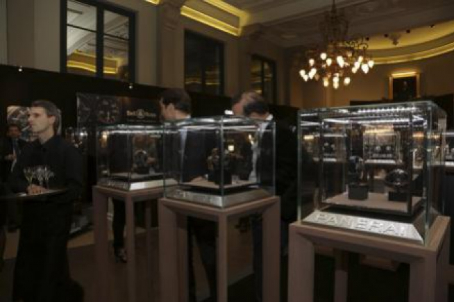 Les Montres exhibition : 10 years of passion