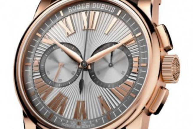 SIHH 2014 - Novelty Roger Dubuis : la collection Hommage