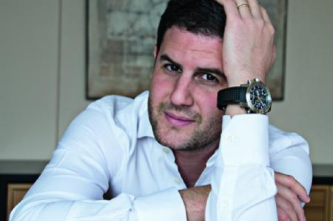Elie Bernheim, grandson of the founder, takes over as head of Raymond Weil