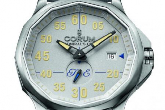Corum, a special edition with Colette and Thomas Erber