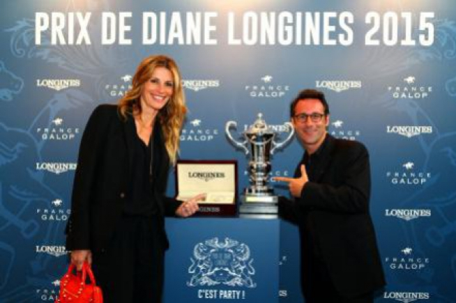 The Prix de Diane Longines 2015