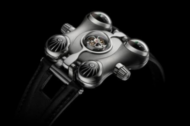 MB&F received top prize in the Red Dot Award 2015