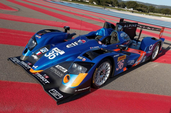 Tissot and Alpine, together for the 24 Hours of Le Mans