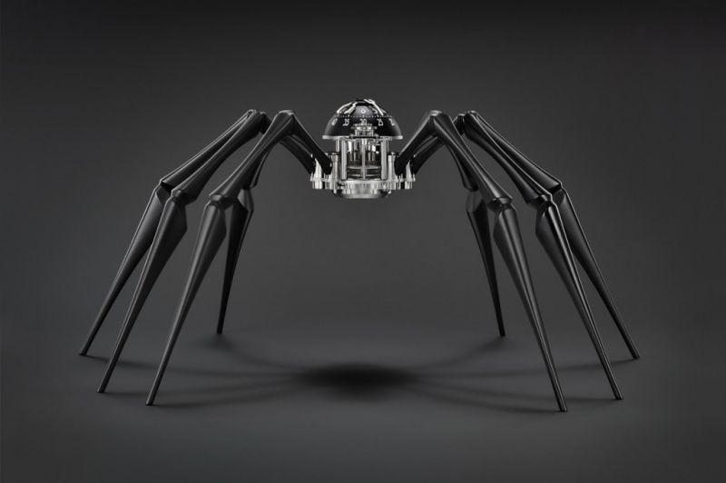 MB&F Arachnophobia: a beautiful beast !