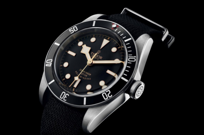TUDOR Heritage Black Bay Black : Black is Back