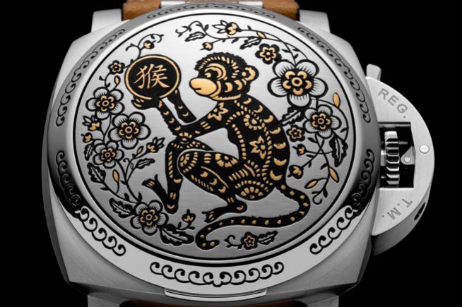 Officine Panerai celebrates the Year of the Monkey