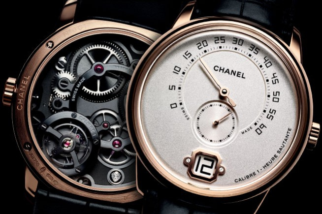 Baselworld 2016, the MONSIEUR de CHANEL: a new watch for men