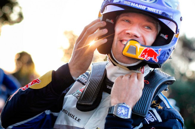 Richard Mille: a 4th consecutive title of WRC world champion with Sébastien Ogier