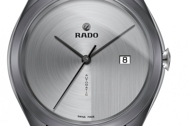 Rado breaks new ground with pared-down, featherweight timepiece