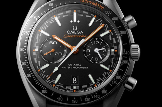 Omega The Speedmaster Automatic: An iconic racing dial returns