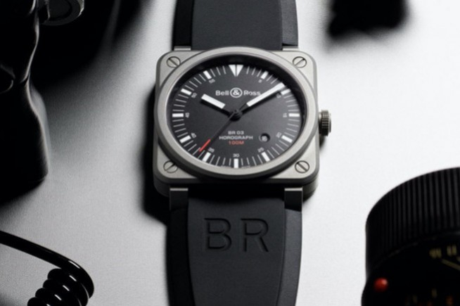 BR 03-92 Horograph and Horolum: Bell & Ross explores the world of air transport
