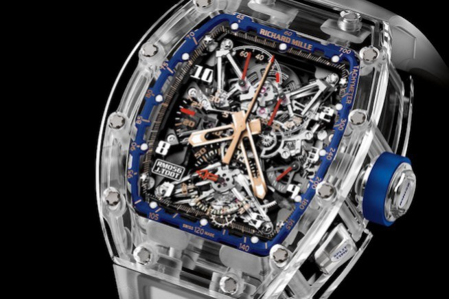 Mechanical passion: Richard Mille celebrates 50 years of Jean Todt's career