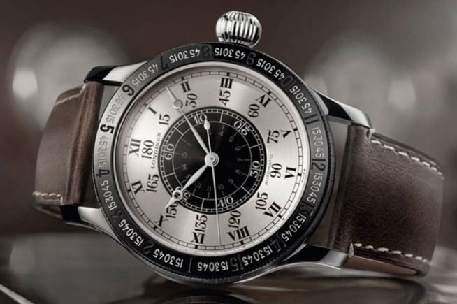 Longines celebrates the 90th anniversary of Lindbergh's first transatlantic flight
