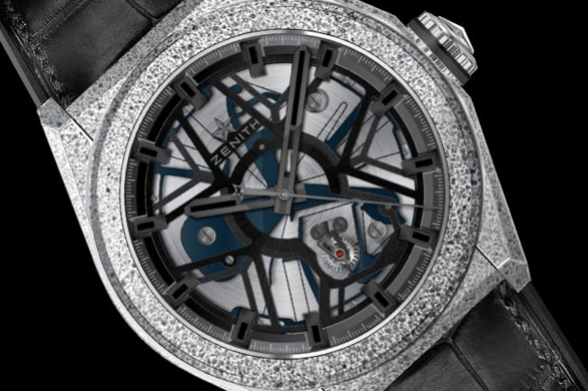 Zenith Defy Lab: future is now