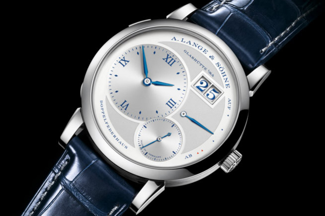 An anniversary edition for Lange 1 at A. Lange & Söhne