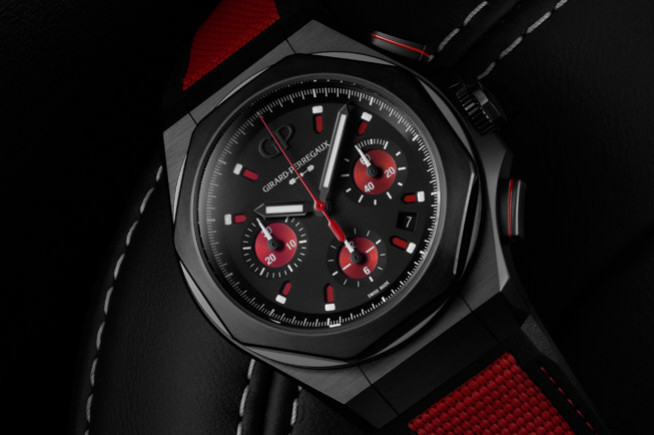 Girard-Perregaux Laureato Absolute Passion: Red as Passion