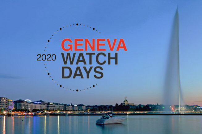 Geneva Watch Days 2020, the surprise meeting