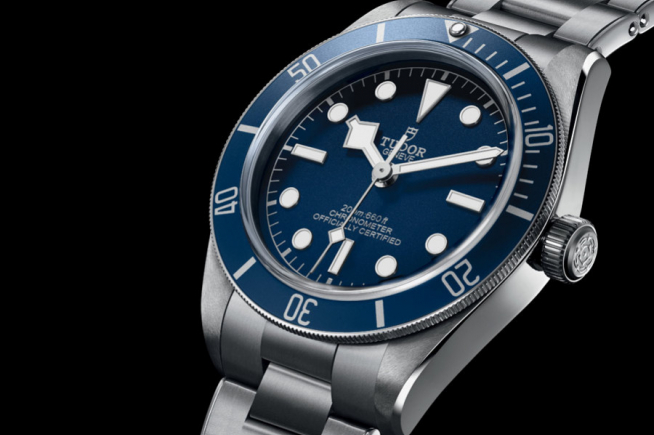 Tudor Black Bay Fifty-Eight 'Navy Blue': Blue Has Never Looked Better