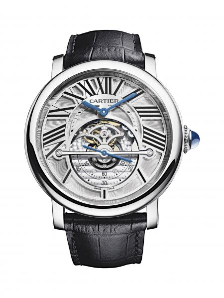 Cartier - Creating a Movement -  Rotonde de Cartier Astrorégulateur 9800 MC - H5 © Cartier 2013